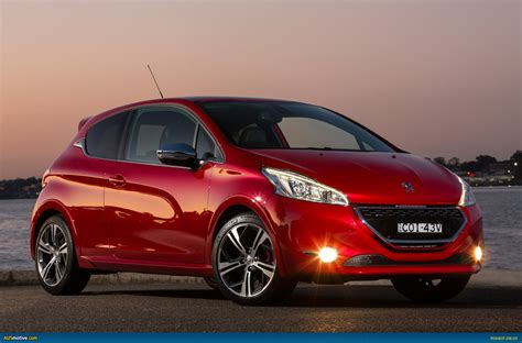 Ausmotivecom Peugeot 208 Gti Australian Pricing Specs