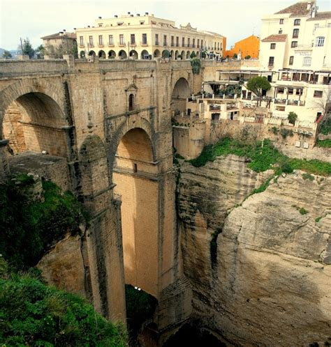 Ronda The City Thats Divided In Two By A Canyon