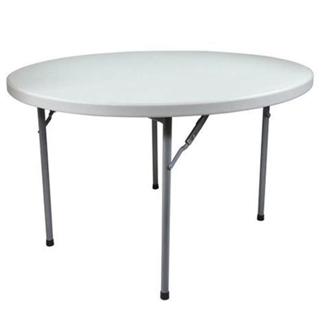 6 foot round table top folding tables grey top and plastic on pinterest