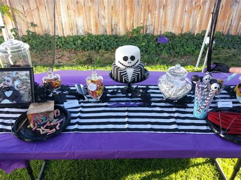 Best Ideas About Nightmare Before Christmas Party On