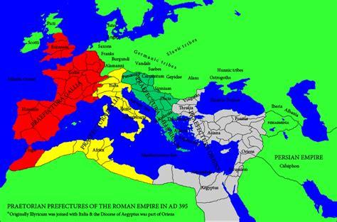 Praetorian Prefecture Of Gaul Wikipedia