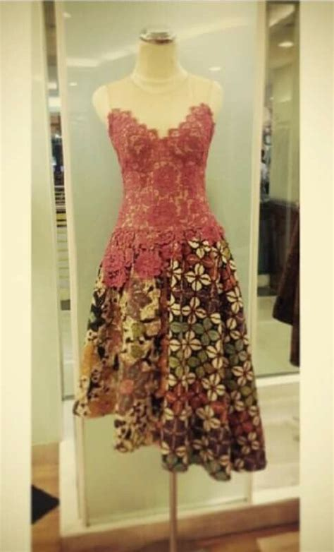 dress top blouse batik indonesia batik   dress