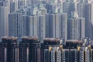 Hong Kong Home Prices Reach Record High After 8-Month ...