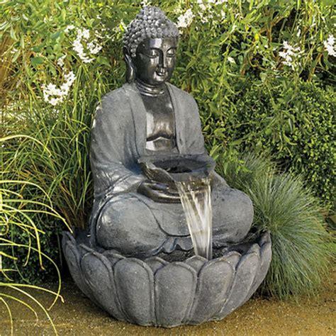 Bouddha De Jardin Solaire by Fontaine Solaire Jardin Fontaine Solaire Ext 233 Rieur Bassin