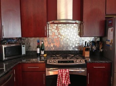 how to tile your kitchen mosaic tile installations modern cobble pattern 7372