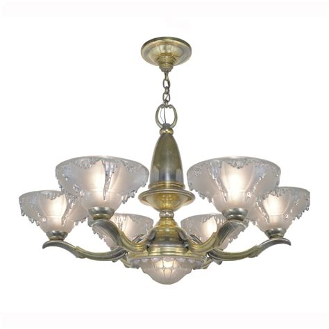 deco antique chandelier ezan style icicle