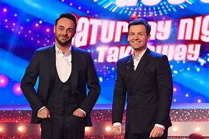 Saturday Night Takeaway fans fear Ant McPartlin's drink ...