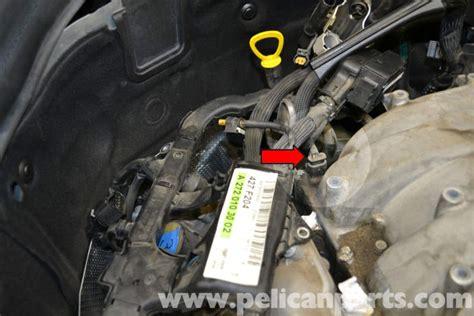 mercedes benz  tumble flap position sensor replacement