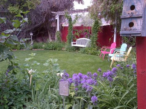 backyard garden june 2014 picture of the garden cottage