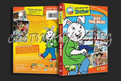 Buster's Got The Beat Dvd Cover