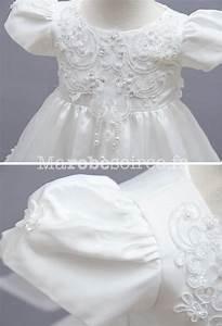 robe blanche bebe fille pour bapteme With robe pour mariage cette combinaison collier homme acier