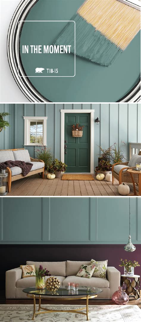 color   month   moment behr  color trends
