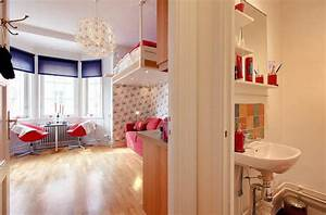 facons d39amenager un studio beaucoup d39idees en photos With meubler un petit appartement