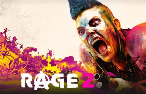 Rage 2's First Gameplay Trailer Is A Carnival Of Carnage