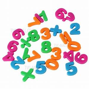 kids plastic fridge magnet numbers child early educational With plastic magnetic letters bulk