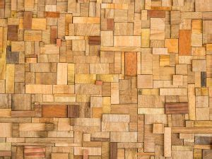 wood puzzle blocks  powerpoint background minimalist