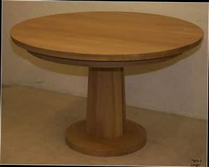 table salle a manger ronde avec rallonge lertloycom With meuble salle À manger avec table salle À manger ronde À rallonge