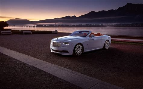 2016 Spofec Rolls Royce Dawn 3 Wallpaper