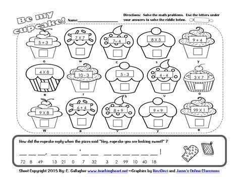 cupcake    day fun teaching heart blog