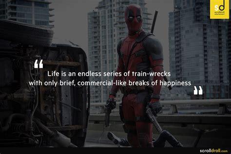 quotes  deadpool prove     humorous
