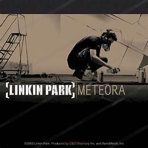 Linkin Park Meteora CD Audio CD GoldDisk
