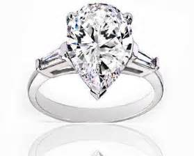 pear cut engagement rings pear cut accent engagement ring engagement rings review