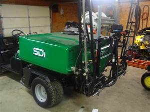 Spraying Devices Inc  200 Gallon Commercial Sprayer For