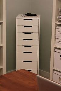 Pine tree home office ikea alex storage drawers for Ikea drawers office