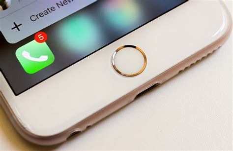 Iphone 7 Home Button Design : Upcoming Iphone 7 May Have Pressure-sensitive Home Button