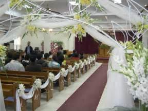 church wedding decorations ideas church for wedding decor