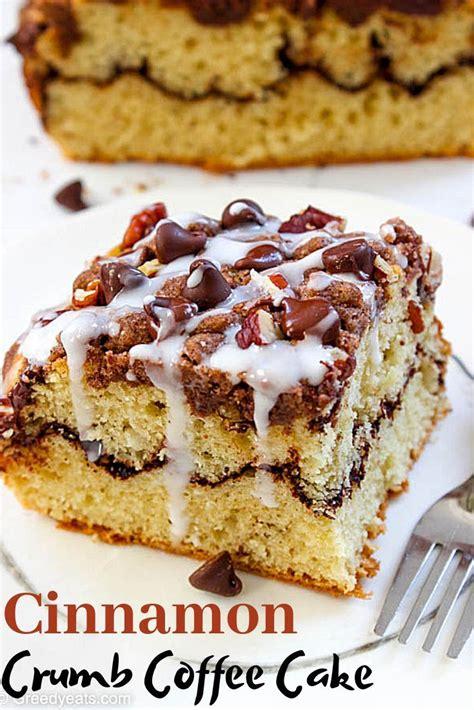 flavor  texture packed cinnamon coffee cake recipe