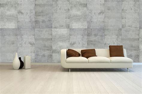 planche de bois pour bureau tuile effet béton murdesign