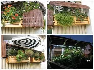 Tchibo Balkon Sichtschutz : balkon sichtschutz ideen ~ Watch28wear.com Haus und Dekorationen