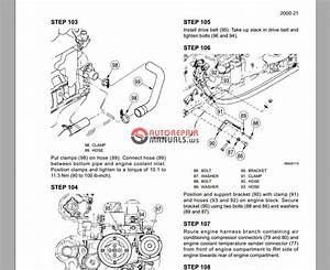 Case Loader 621d Service Manual