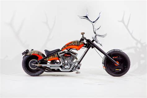 Occ's Elk Horn Custom Motorcycle
