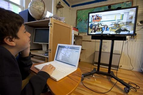 distance learning technology island institute