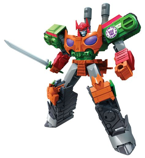 orange wave carolina home transformers bludgeon transformers toys tfw2005