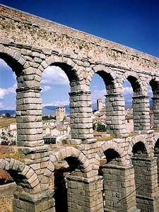 Aqueducts from the Roman Empire | Honeymooners | Pinterest