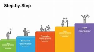 3d Steps Powerpoint Templates