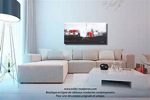 tableau panoramique noir blanc design grand format With couleur moderne pour salon 9 tableau panoramique noir blanc design grand format