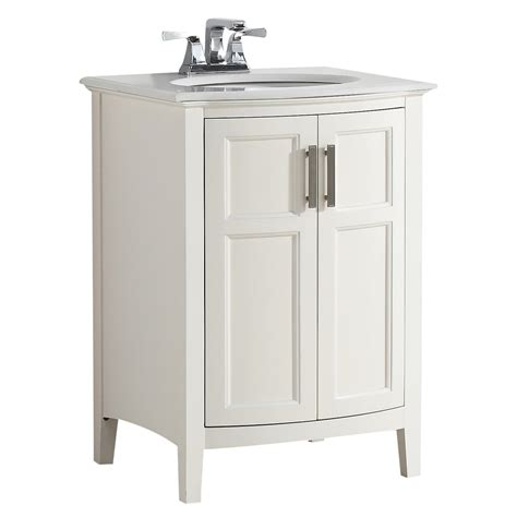 simpli home winston  bath vanity rounded front