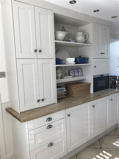 finished kitchen makeover cast  style cup handles
