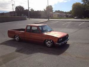 Find Used 1985 Nissan King Cab Truck Bagged In Omaha
