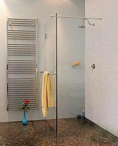 Duschwände Aus Glas : akpo freistehende duschwand klarglas chrom h 173cm ~ Sanjose-hotels-ca.com Haus und Dekorationen