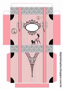 Mini Paris : beautiful paris free printable suitcase favor box oh my fiesta for ladies ~ Gottalentnigeria.com Avis de Voitures