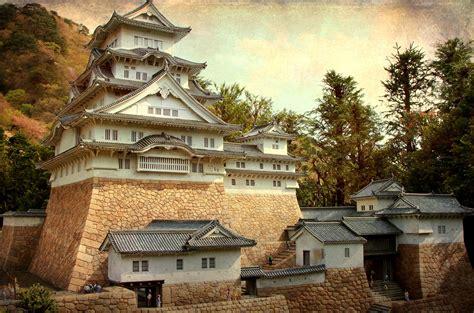 himeji castle  white egret castle  ultra hd