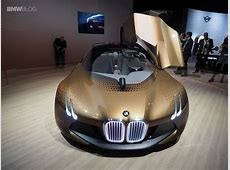 BMW VISION NEXT 100 Concept makes its final stop in Los