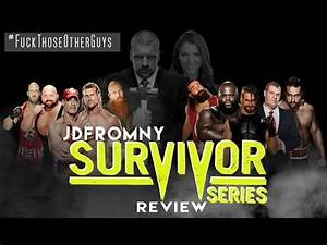 WWE Survivor Series 2014 11/23/14 Review & Results | Sting ...