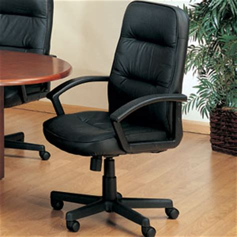 conference room chairs high back officepope