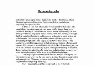 Health history example essay about myself - Article - How ...